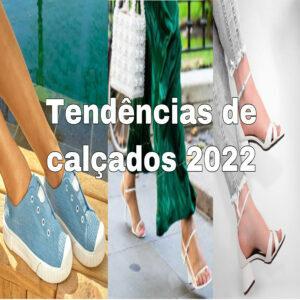 Tendências de sapatos femininos em 2022