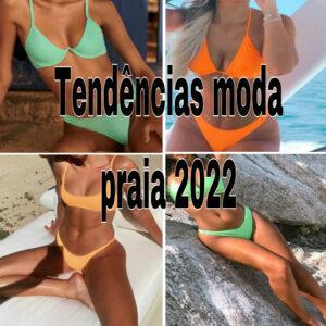 Moda Praia Feminina 2022: Tendências do Verão